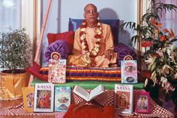 Bhaktivedanta Kinkara