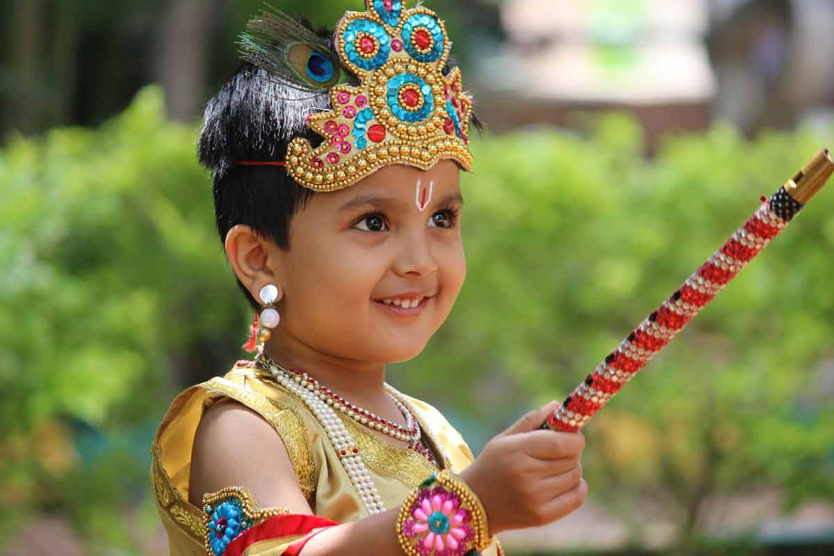 Sri Krishna Costumes