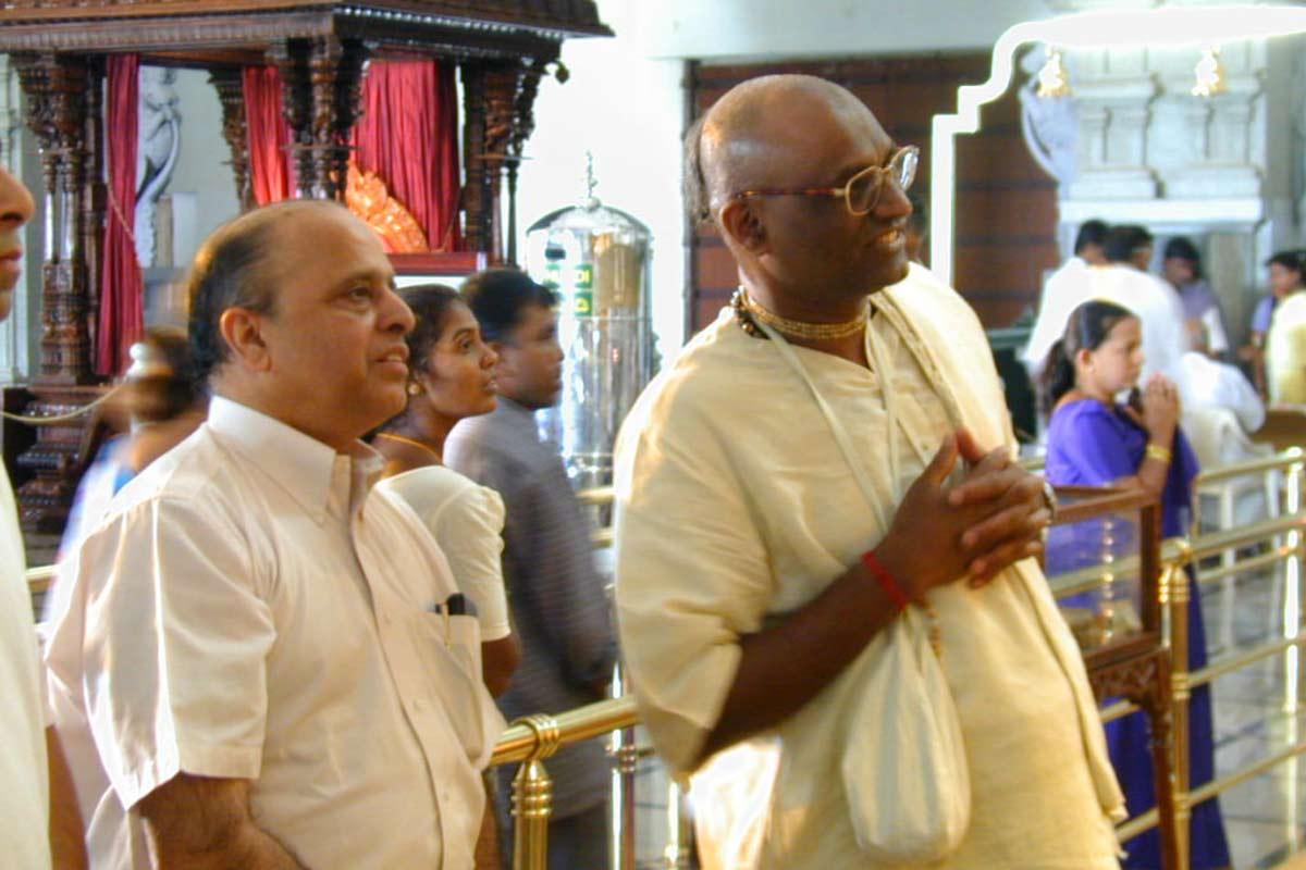 ISRO Chairman Kasturi Rangan