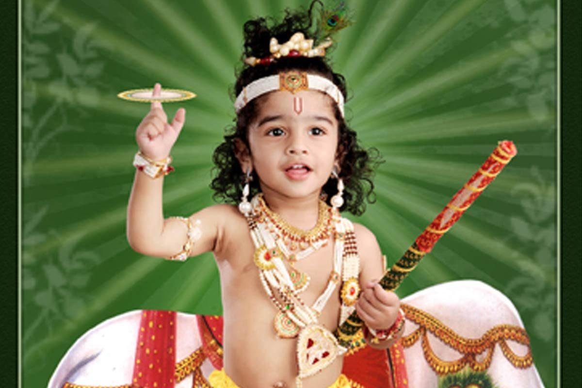 Krishna Costume – 2014