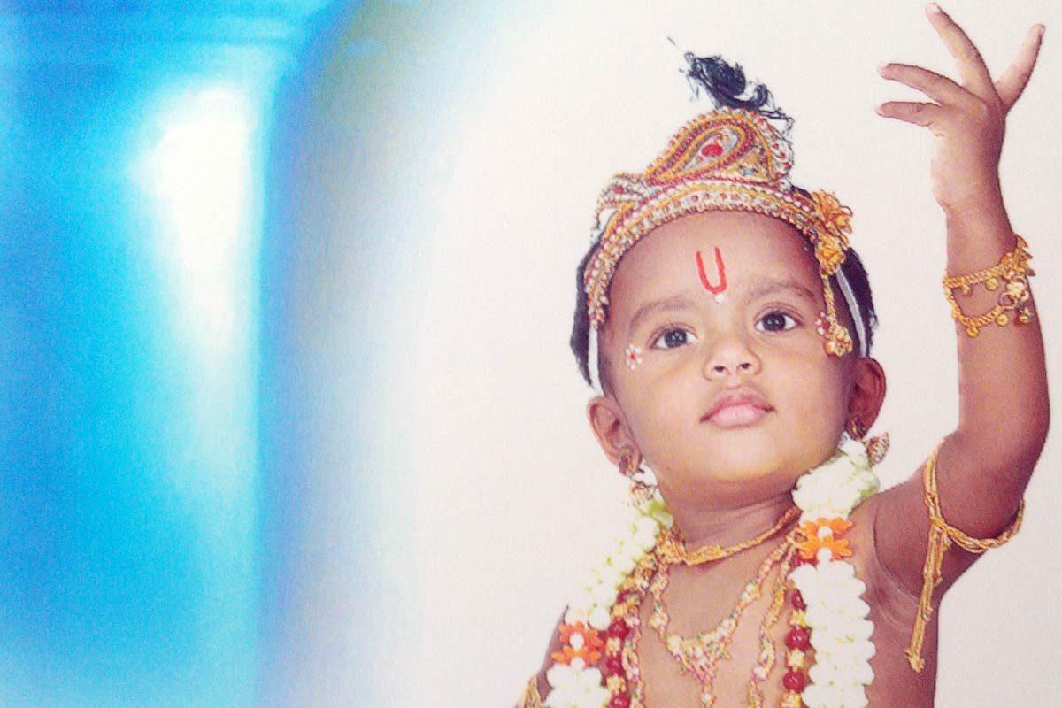 Krishna Costume Contest – 2014