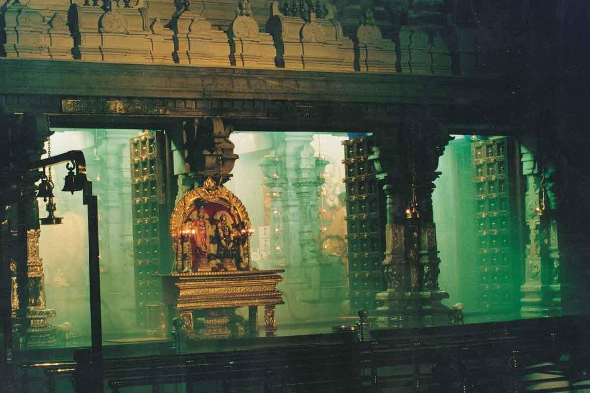 ISKCON Bangalore Temple