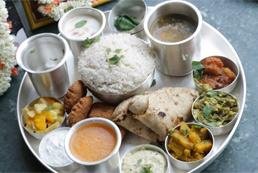 Rajbhog Seva