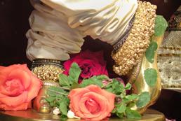 Tulasi Archana on Ekadashi