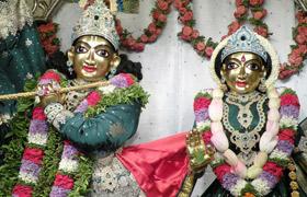 sri radha krishnachandra on ekadshai