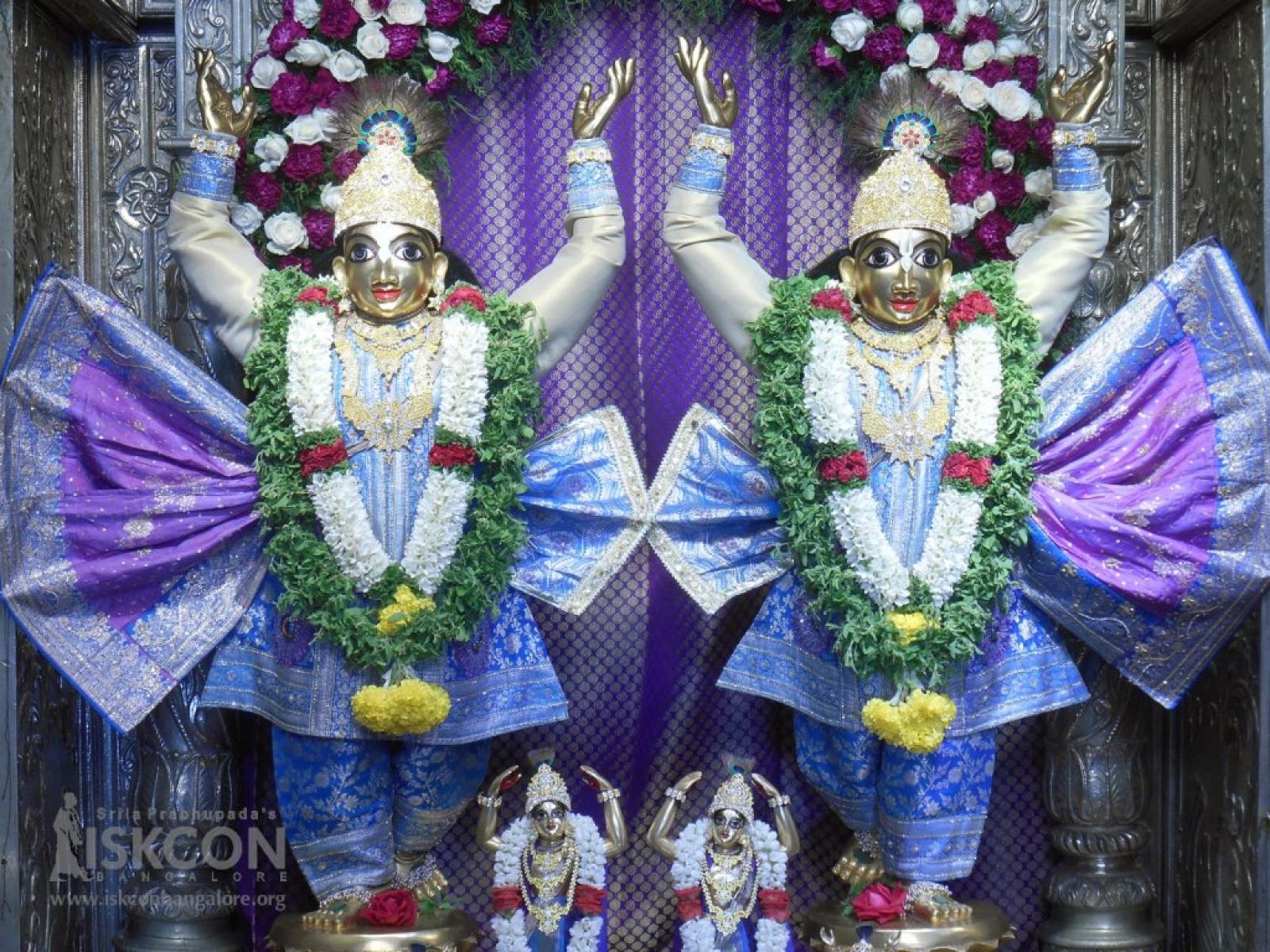 Sri Nitai Gauranga