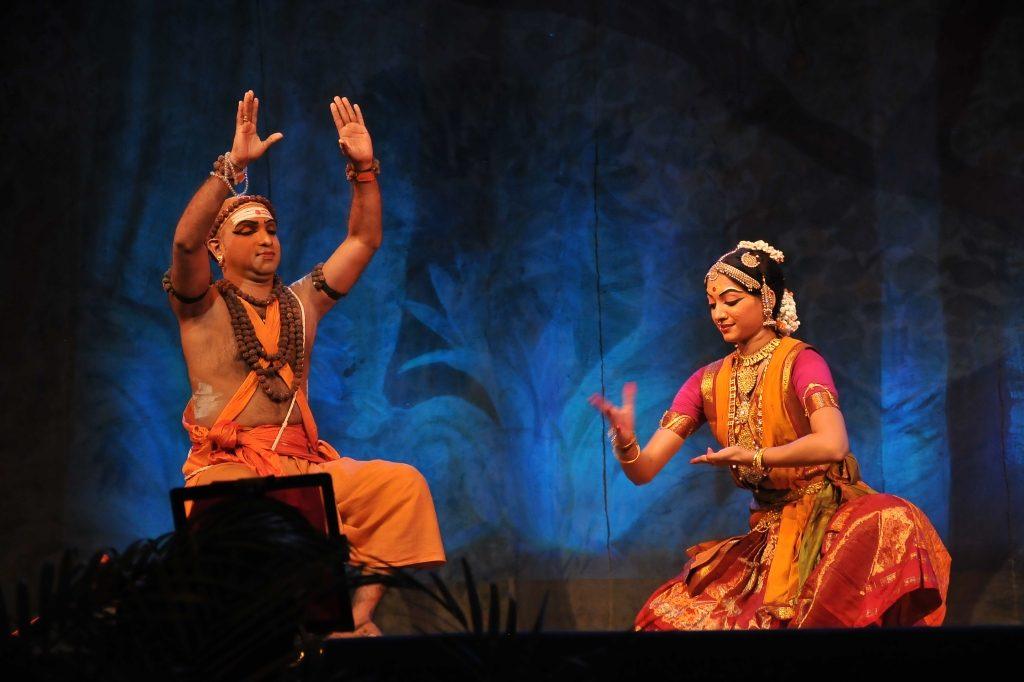 sita seeking the blessings of ravana disguised as a brahmana