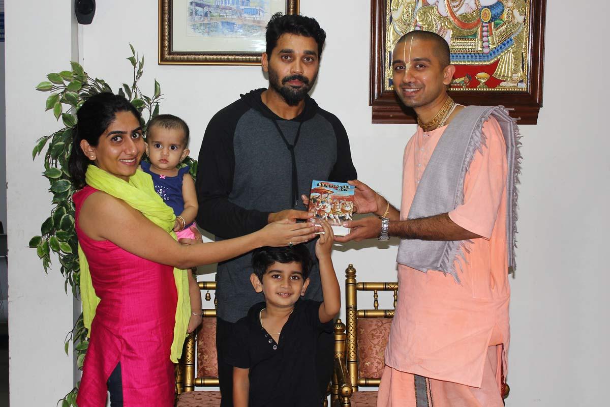 Indian Cricketer Murali Vijay