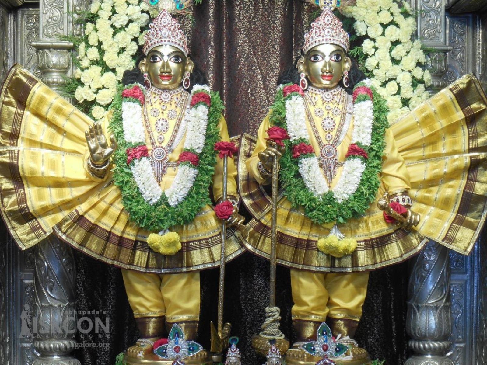 Sri Krishna Balarama