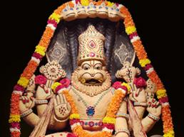 Chandan Alankara Seva