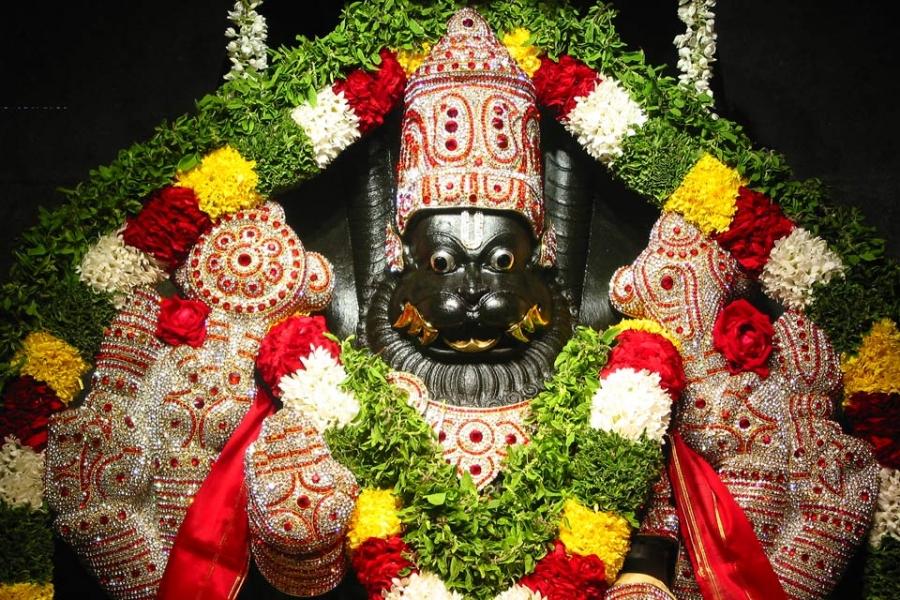 Sri Prahalda Narasimha