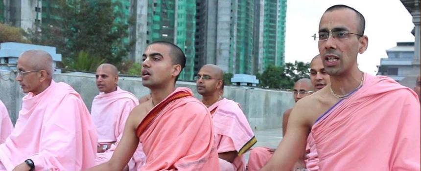 Iskcon devotee dating