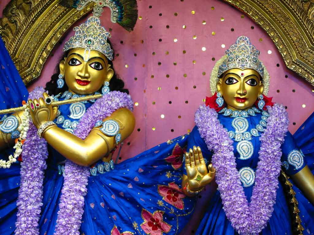 Sri Radha Krishnachandra