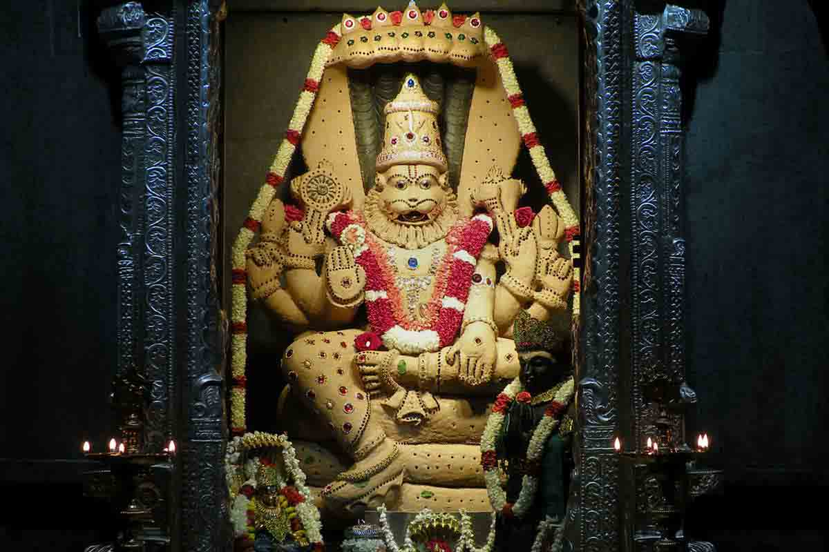 Chandana Alankara darshan