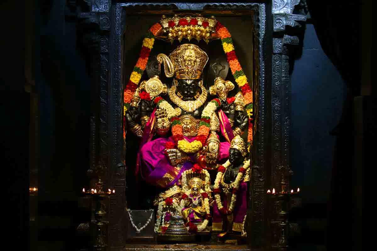 Sri Prahlada Narasimha Visesha Alankara