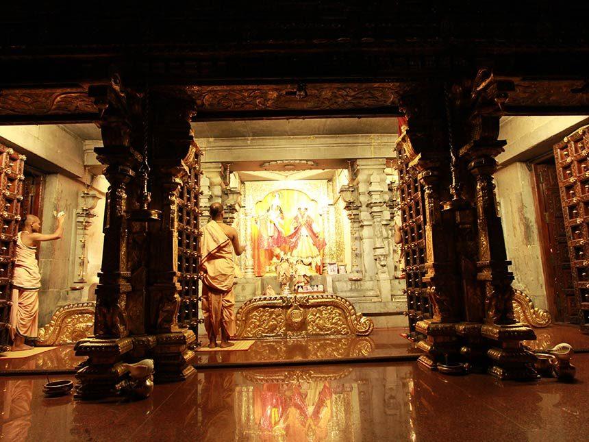 Mangala Arati Darshan