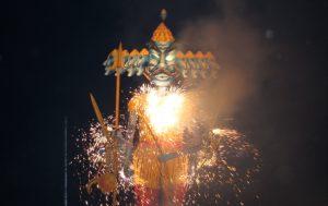 burning-ravana